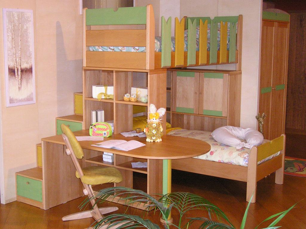 Camerette per bambini camerette per bambine e neonati - Camerette per neonato ...