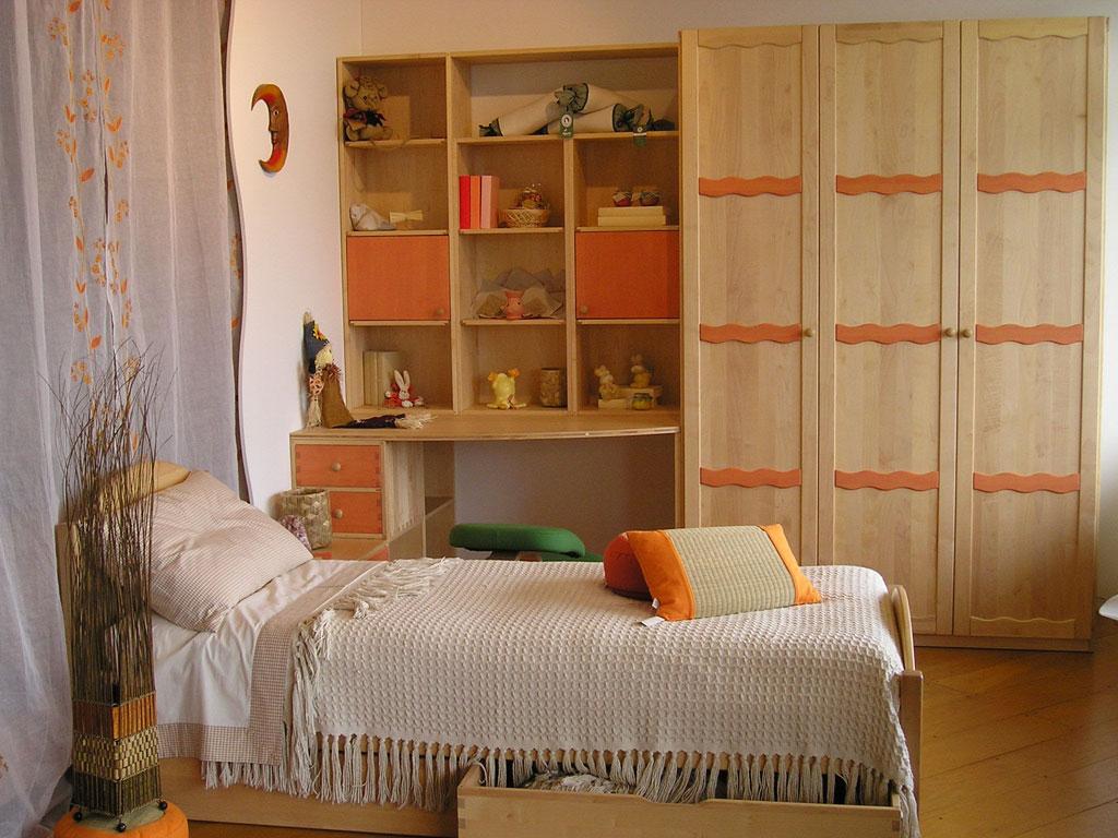 Camerette per bambini camerette per bambine e neonati for Arredo cameretta bimbo