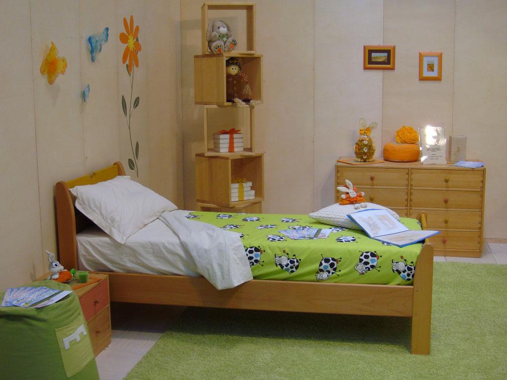 Progettazione e costruzione letti singoli gallery letti for Letti singoli per ragazzi