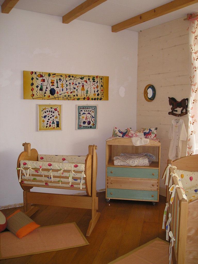 Progettazione e realizzazione lettini e fasciatoi per neonati ...